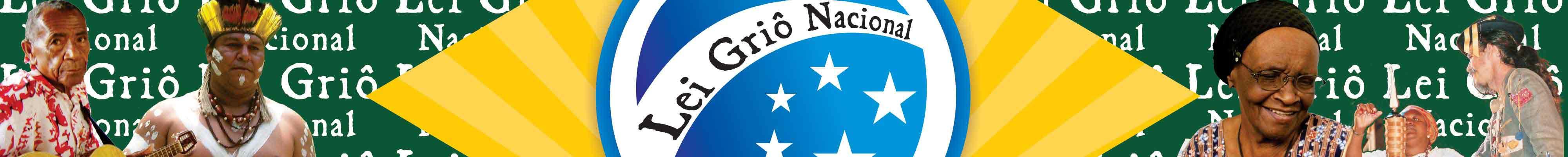 Logo Lei Griô Nacional